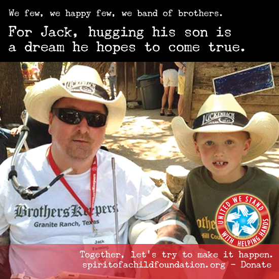 It's Time to Help Jack Fight Back!