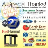 """Special Heartfelt """"THANK YOU"""" to our Rockin' With Spirit '14Sponsors!"""