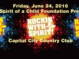 Past event! June 24, 2016 – 4th Annual Rockin' with Spirit