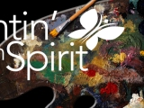 Friday, 8/16/19  @ 7:00pm: Come Paint with Spirit!